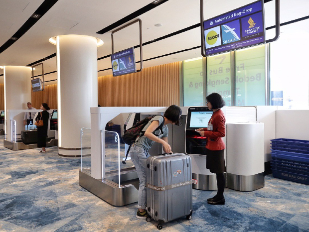 hành lý ký gửi Singapore Airlines