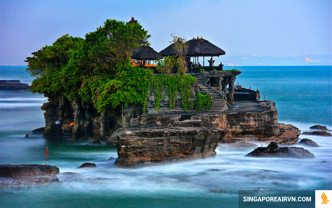 ve may bay di bali singapore airlines