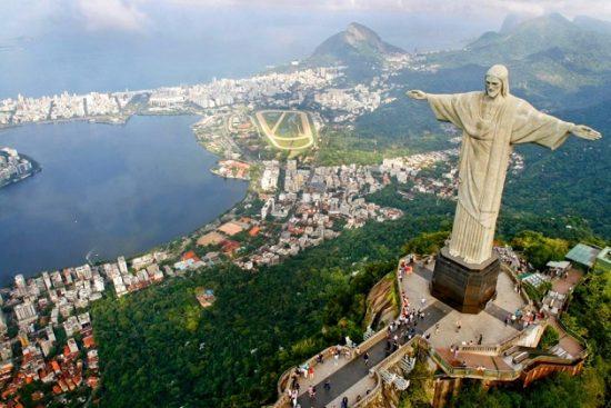 mua vé máy bay đi brazil