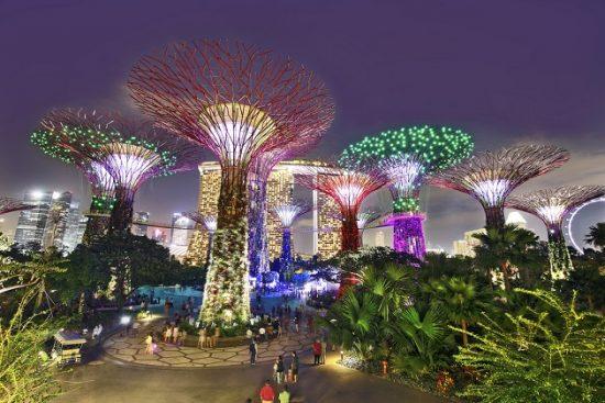 tìm vé máy bay đi singapore