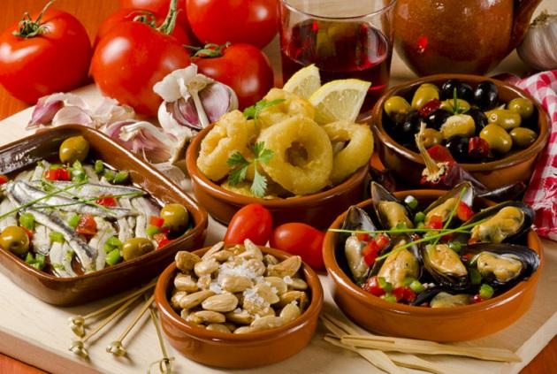 Những món ăn ngon khó cưỡng tại đất nước Tây Ban Nha
