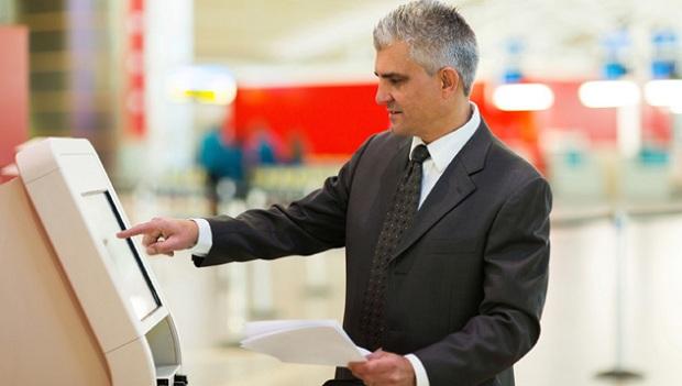 Hướng dẫn check-in bằng Kiosk cho các chuyến bay của Singapore Airlines