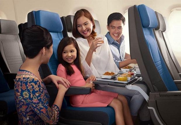 quy định đổi hoàn hủy vé máy bay singapore airlines
