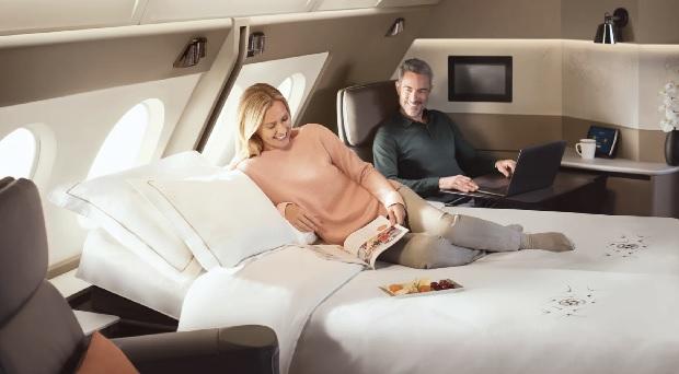 [Tổng hợp] Các hạng ghế của Singapore Airlines