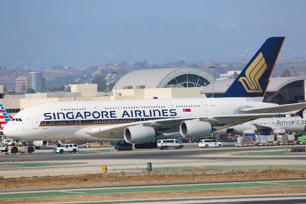 đại lý vé máy bay Singapor Airlines