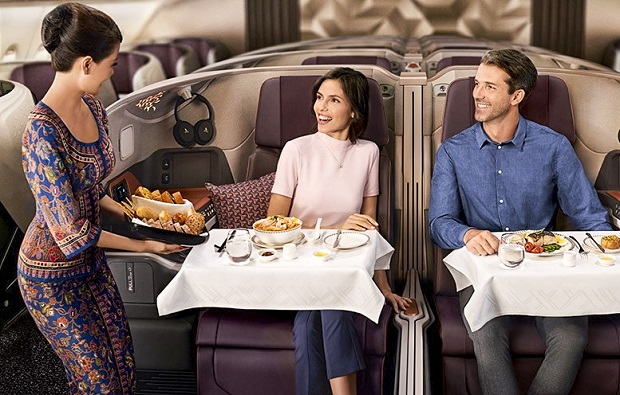 san ve may bay singapore airlines gia re