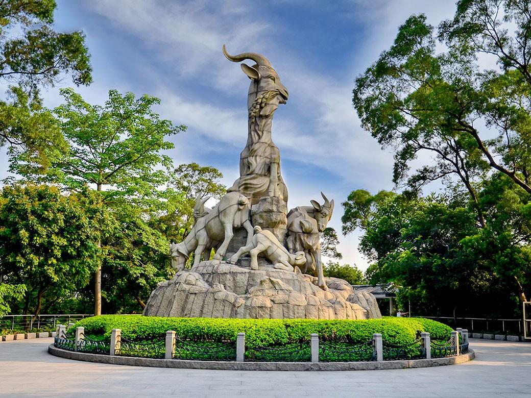 Công viên Việt Tú - Ngũ Dương tiên đỉnh