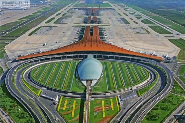 Sân-bay-quốc-tế-Bắc-Kinh