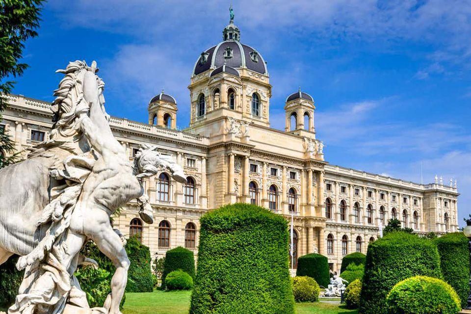bảo tàng nghệ thuật, Vienna