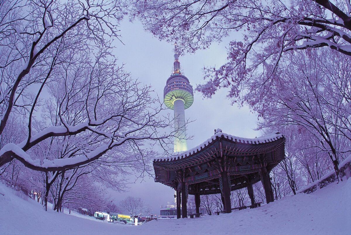thap namsan Seoul