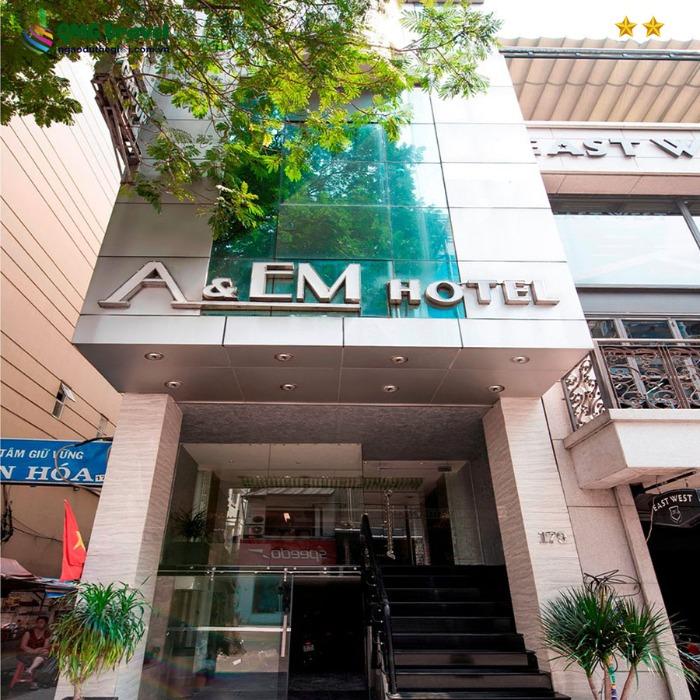 khách sạn a&em 179 lý tự trọng