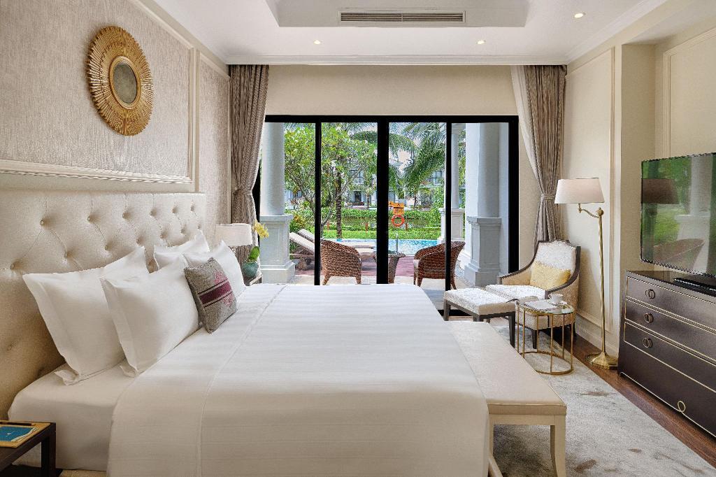 Phòng ngủ Vinpearl discovery 2 Phú Quốc