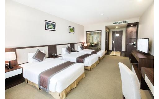 phòng 3 giường đơn Khách sạn Mường Thanh Hoàng Mai