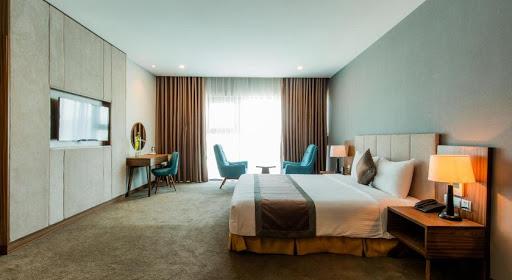 Phòng deluxe 2 người khách sạn Mường Thanh Viên Triều Nha Trang
