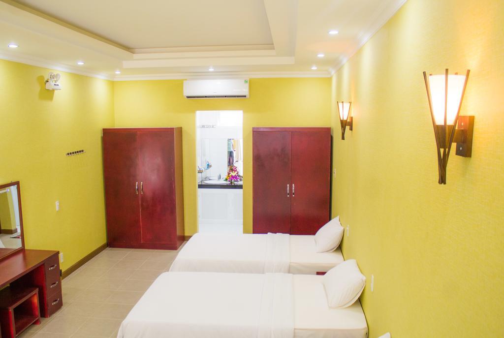 Hệ thống phòng nghỉ tại Resort Hồ Mây Vũng Tàu