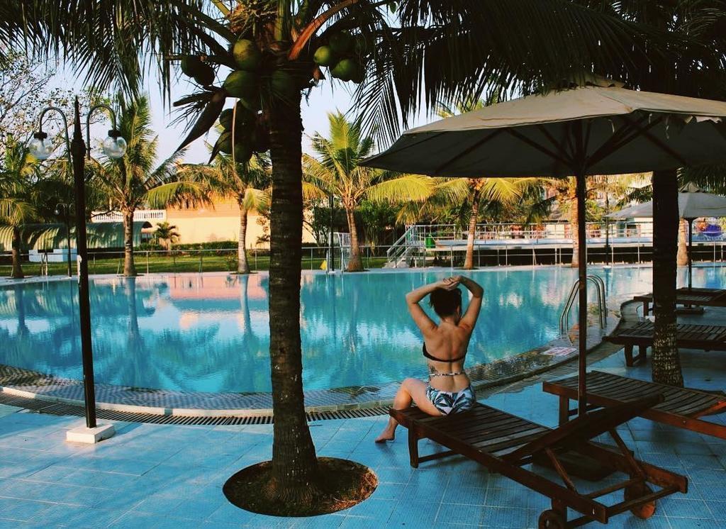 Hồ bơi Resort Hồ Mây Vũng Tàu