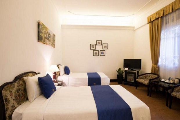 Thông tin về dịch vụ khách sạn cách ly dành cho thuyền viên