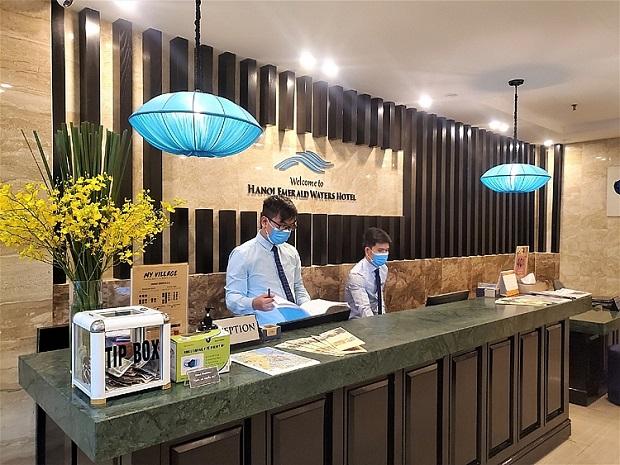 Dịch vụ khách sạn cách ly ở Việt Nam