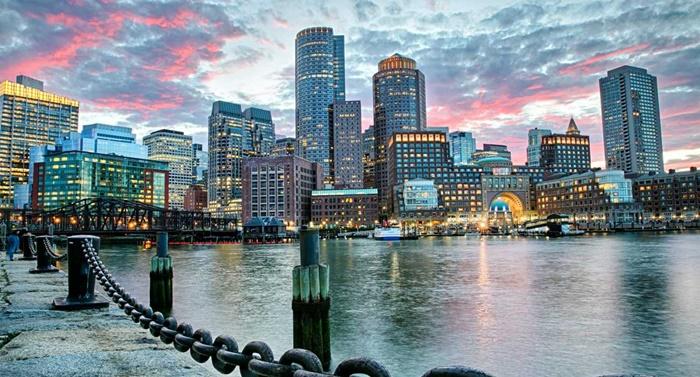 Những thị trấn đẹp như tranh vẽ vùng New England Hoa Kỳ