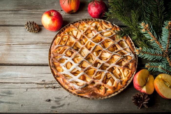 Vòng quanh các tiểu bang Hoa Kỳ khám phá các món ăn Giáng sinh