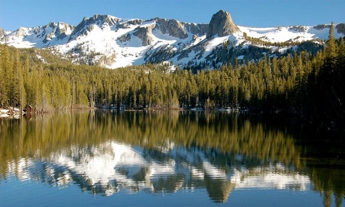 Khám phá các khu trượt tuyết đẹp nhất nước Mỹ